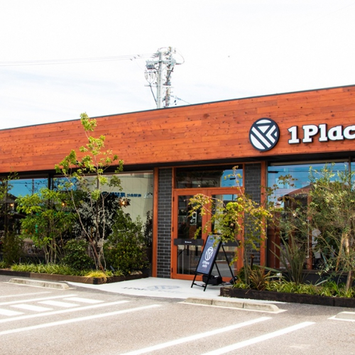 1Place cafe(株式会社1PLACE)
